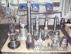 Fendt Case/IHC Deutz Schlüter ZF Getriebe Instandsetzung von: Turbokupplung, Hohlwelle, Zahnwelle, Kupplungswelle, Flanschwelle Foto 12