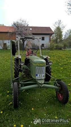 Fendt Dieselross F12 GH