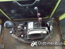 Mercedes MB TRAC 1300 Kran HAP 2140 Foto 5
