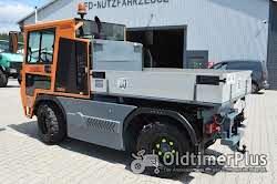 Mercedes Hansa APZ 1003L wie Multicar, Lof Zulassung, 60 km/h, Tausch gegen Unimog mgl. Foto 12