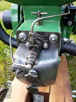 Motorenwerk Cunewalder 1H65 Stationärmotor Wasserverdampfer Foto 4