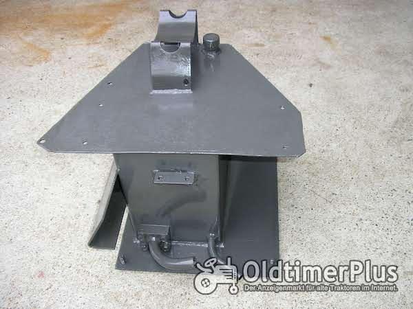 Eicher Hydraulikölbehälter Foto 1