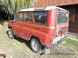 UAZ  469 DIESEL Foto 2