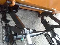 FROST Frontlader für MB-Trac GROßE BAUREIHE! Foto 2