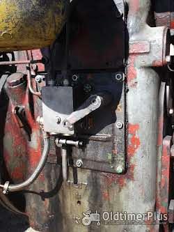 Stock Dieselschlepper mit Deutz F2M313 Motor Foto 3