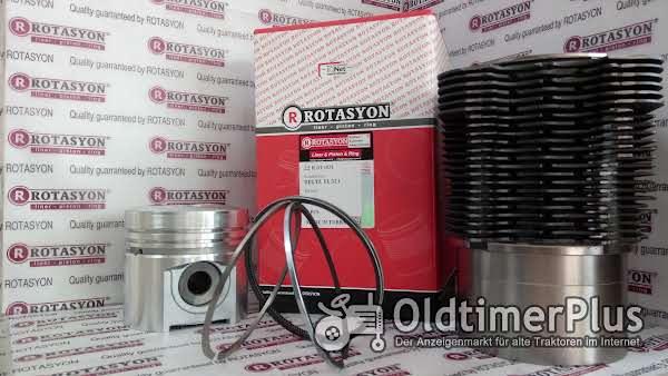 DEUTZ Kolben+Laufbuchsen / Kit Set (Piston+Cylinder Liner + Piston Rings ) Foto 1