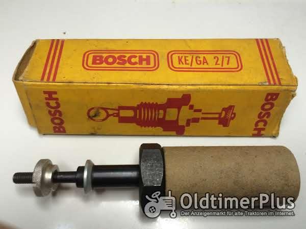Bosch KE/GA 2/7 Glühkerze heater plug bougie de préchauffage 1,7V Foto 1