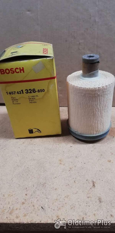 Bosch 1 457 431 326-850 Kraftstofffilter Foto 1
