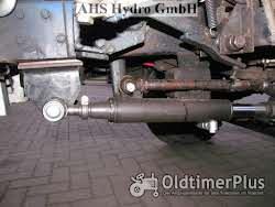 Calzoni Rcd. T35/20R Hydraulische Lenkung Multicar M25 M26 Foto 2
