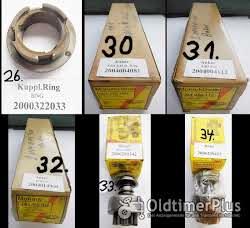Bosch, Lukas Anlasser, Strarter, Lichtmaschine, Generator, Anker, Ritzel, Ersatzteile Foto 6