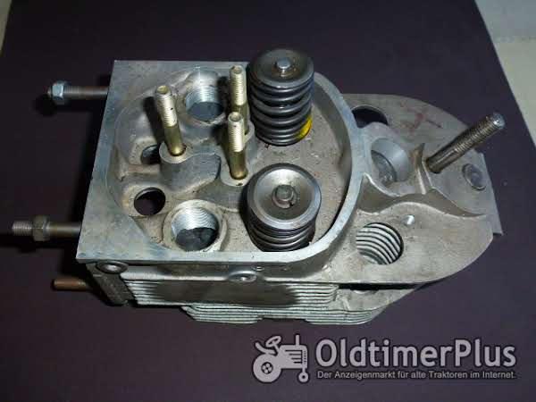Deutz Zylinderkopf für FL912, FL913, BFL912 usw. Motor Foto 1