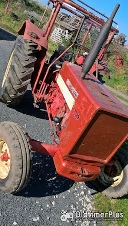 IHC 523S International Harvester Schlepper Traktor McCormick Foto 5