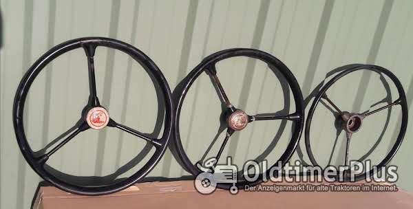 Claas, Div. Lenkräder für Claas und z. B. Eicher o. Ä. Foto 1