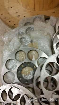 Mayco Piccola Rotoren für Spritzmaschine Foto 3