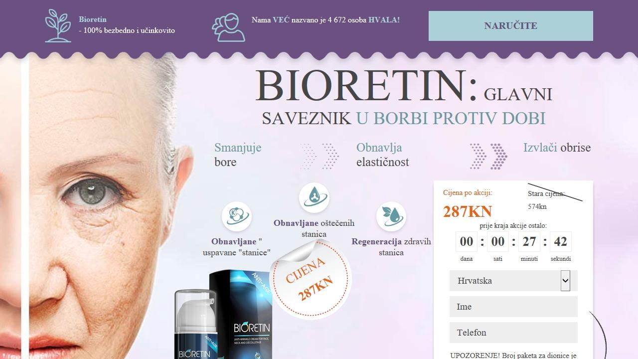 Gdje kupiti Bioretin