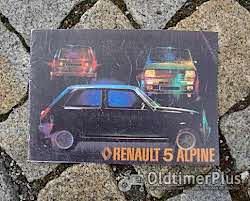 Betriebsanleitung Renault R5 TR GTR GTX Turbo Baccara 1985 Foto 8