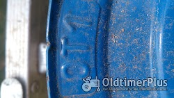 Hanomag Keilriemenscheibe Hydraulik Pumpe R435 Foto 2