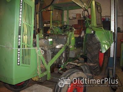 Fendt Farmer Fendt Farmer Hydraulische Lenkung Foto 5