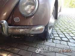 VW _ Käfer Ovali Export mit Faltdach Foto 7