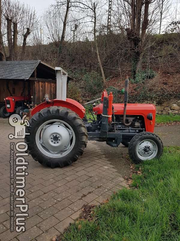 Massey Ferguson FE 35 Spezial Foto 1