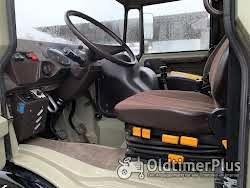 Mercedes - Benz UNIMOG 4x4 Diesel 650 U L Camper 3.5t GG (Pick-up) Foto 2