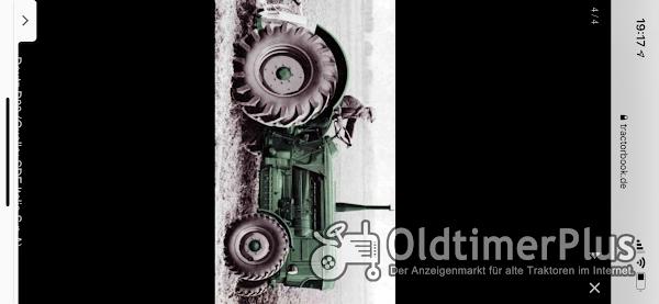 Deutz D80 of D9005 6-cilinder bouwjaar 1964-1967 Foto 1