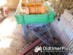 Blumhardt 2 Seiten Kipper Hydraulik, 5 to. Stahlboden, gute Bereifung Foto 2