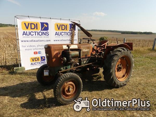 Sonstige Vendeuvre BL V 335 Diese Traktoren befinden sich in Frankreich 16250 Angouleme! Foto 1