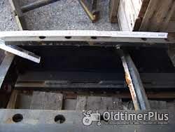 Deutz-Fahr Anhängebock (Rasterschienen) Foto 10