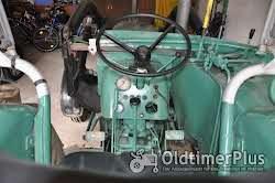 Kramer KL 350 Export mit Frontlader Foto 4