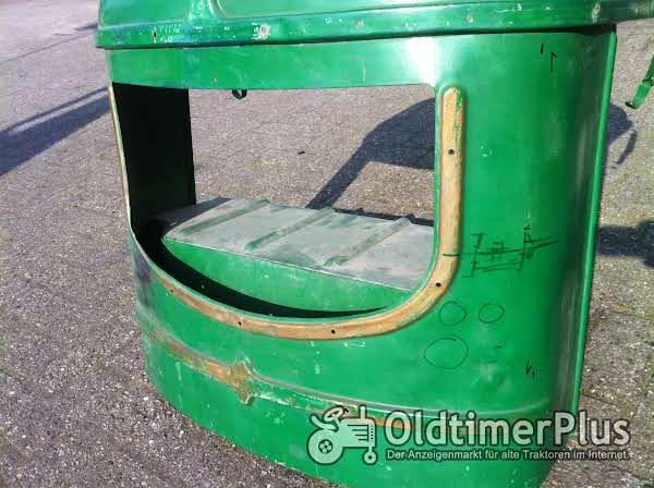 Deutz F4L514 F4L514 Frontmaske Umbau Foto 1