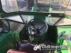 Deutz D7006 S mit Frontlader Foto 6