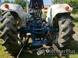 Fordson Super Major neu überarbeitet Foto 5