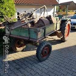 Fendt GT 230 FL Pritsche