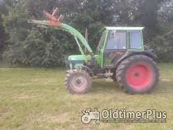 Deutz D6507 C Allrad Frontlader Foto 2