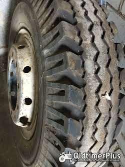 Semperit LKW-Reifen t mit Felge 4 St. Foto 3