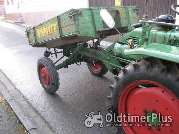 Fendt GT 225 Foto 1