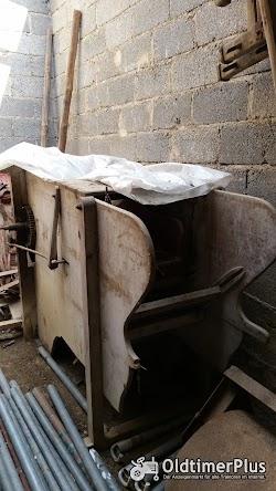 Fochmühle Getreidereinigungsmaschine Foto 2
