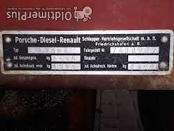 Porsche Renault Trecker 7054 Foto 5