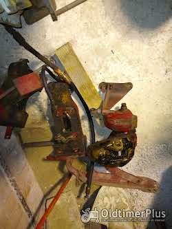 IHC Hydraulische Mähwerksaushebung