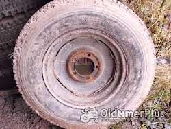 Für Jeep Willys Overland M38A1 4 Winterräder auf Felgen