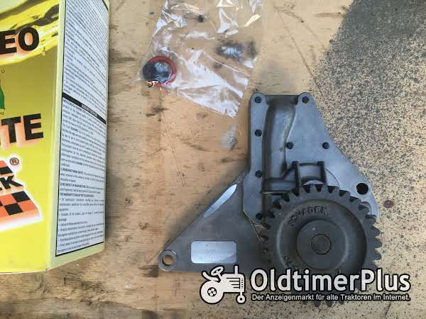MWM D225, D226 und D229 Ölpumpe Foto 1