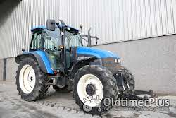 Sonstige New Holland TS115 4wd photo 3