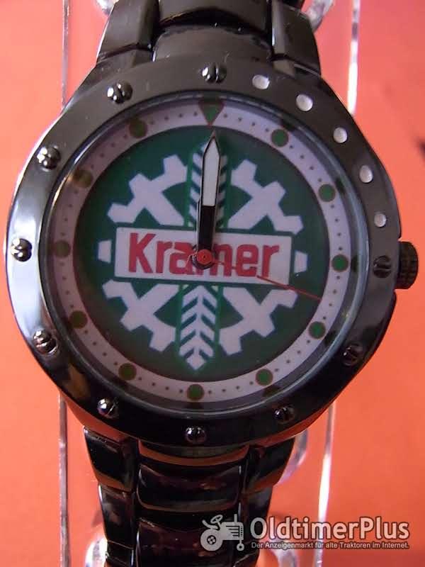 Kramer  Metallarmbanduhr Foto 1