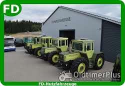 Mercedes An und Verkauf von Unimog-MB Trac 1100,1600,1800 Intercooler