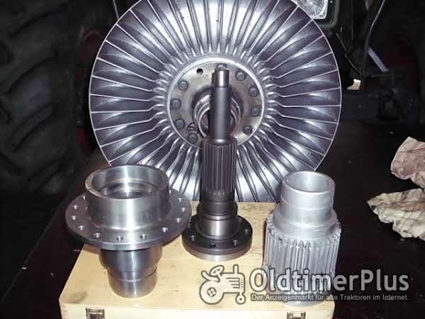 Turbokupplung, Hohlwelle, Kupplungswelle, Antriebswelle, Zahnwelle Foto 1