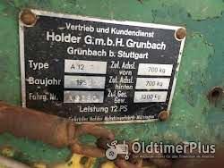 Holder A12 Knicklenker Foto 2