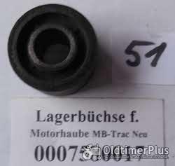 Mercedes MB-Trac, Unimog, Ersatzteile, Sortiment B Foto 4