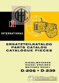 Mc Cormick IHC Farmall Case IH International Mc Cormick Farmall en International werkstattbücher betriebsanleitungen ersatzteillisten Foto 4