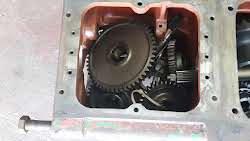 Deutz d25.2/d30 Getriebeteile mit Gehäuse Foto 4